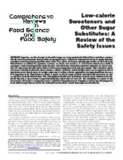 SweetenersSafety2006review