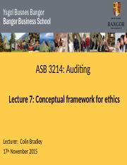 Lecture 7 A2015 Conceptual framework for ethics.pptx