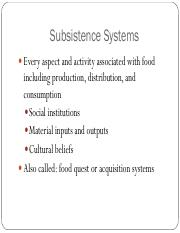 Subsistence Systems.pdf