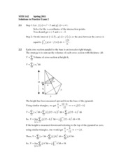 MIDTERM EXAM 2 SOLUTION