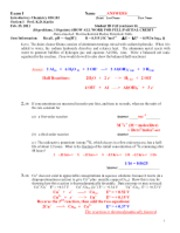 Exam-1-Spring'11-Karlin-Answers