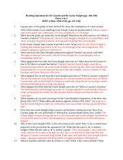 Reading Questions for Sir Gawain and the Green Knight Parts 3 & 4 (1).doc