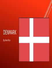 Denmark Project.pptx