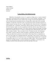 Critical Media- The Method Activity- Word Doc.docx