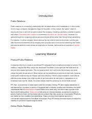 introduction to marketing2.docx