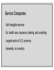 Ch 2 - part 1_05.pdf - Service Companies \u25e6 Sell ...