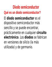 Que es un semiconductor