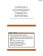 BA322 GA Notes Ch 3 - Government Financial Reports.pdf
