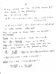 Complex Numbers 5