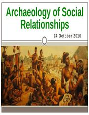 14-Arch of Social Relationships