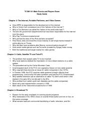 TCOM 101 Main Events and Players Exam Study Guide(1).docx