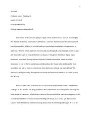 mind and medicine essay.docx