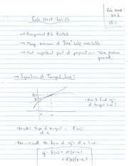 MATH19 Lecture Notes (2013) - #15