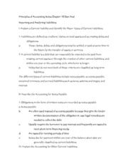 Principles of Accounting Notes Chapter 10 Stan Deal