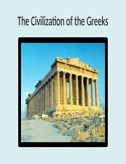 Ch 4 The Civilization of the Greeks.pptx