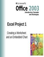 Excel Project 1.ppt