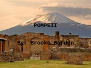 LATIN POMPEII brooke excellent
