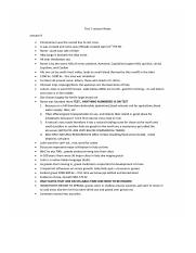 CLA1102 Midterm Exam 1 Notes - 2014.pdf