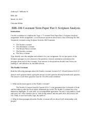 Cervical cancer essay