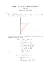 Homework 9 Questions and Solutions