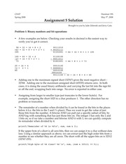 19S-Assignment-5-Solution