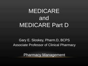 Lecture 24 Medicare fall 2014(1)