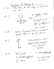 Review 2 solutions