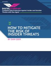 How_to_Mitigate_Insider_Threats_Whitepaper (Digital Guardian product)