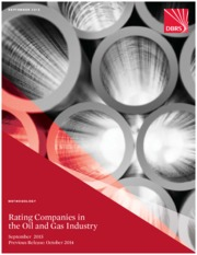 DBRS rating-companies-in-the-oil-and-gas-industry
