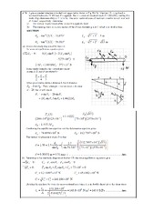 Statically Indeterminate Systems Problem Set 2