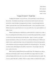 PSY language dev thought paper 2011.docx