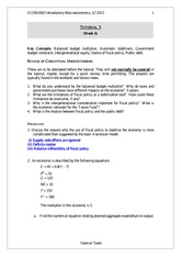 Tutorial 05 (Answers) _S2_2013