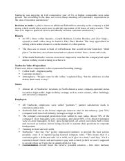 starbucks solvency case Case study admission essay home about us our process contact us prices order now faq money back guarantee turn around time analyzing the financial performance of starbucks using the financial ratios of liquidity, solvency, and accurately present and calculate two solvency ratios.