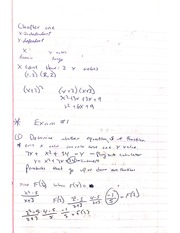 MAT Independent And Dependent Notes