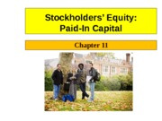 Ch 11 - Equity(3)-1