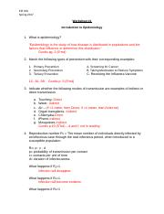 Worksheet 1 Answers
