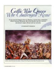 Celtic War Queen Who Challenged Rome by Donsbach.pdf