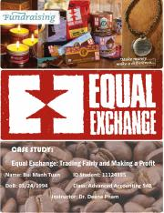 Equal-exchange