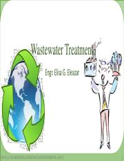 06-Wastewater Treatment