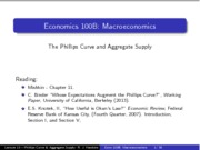 Lecture16+-+The+Phillips+Curve+and+Aggregate+Supply