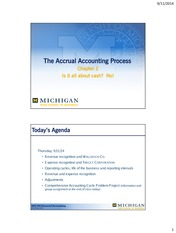 Chapter2-The Accrual Accounting Process