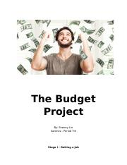 Budget Project.docx