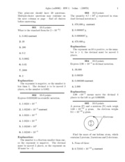 HW #1-solutions