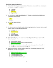 Exam 1 Questions & Answers - 6-20-2015