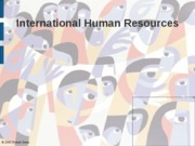 Chap 17 international human resources