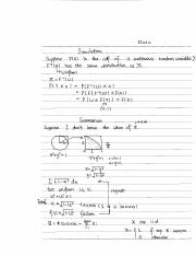 Actuarial Science Pdf S