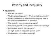 Chap 5_Poverty and Inequality