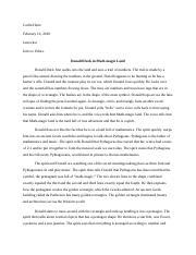 donald duck in mathmagic land essay