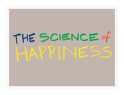 Science of Happiness Lecture