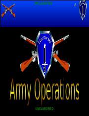 Enemy Headquarters 1 st Battalion 47 th Infantry Regiment 1